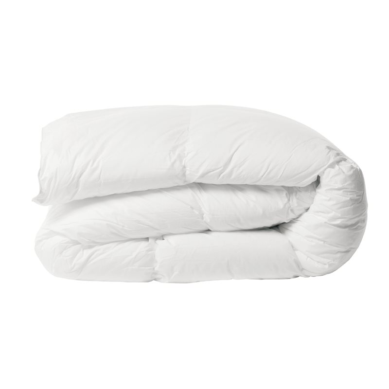 "Duvets ""The warm one"" cotton-microfiber"