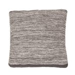 Zola knitted cushion