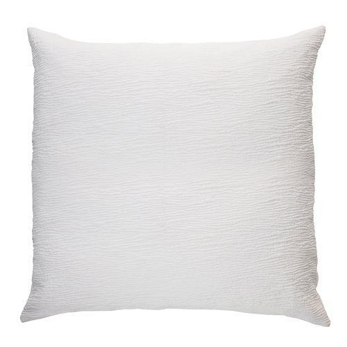 Cache coussin blanc Westmount